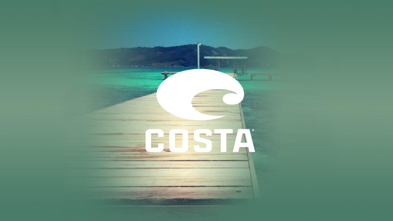 Costa Del Mar Kiosk Mockup